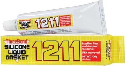 1211 ThreeBond Silicone Liquid Gasket 3.5 Oz. 59-9101