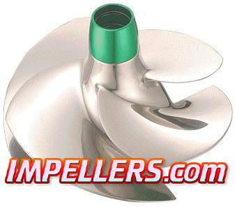 Solas KX-CD-15/23 Kawasaki JetSki Impeller Ultra 260LX/X 08-10, 250X 07-08