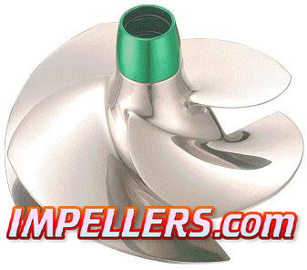 Solas SRZ-CD-15/20A & R SeaDoo Impeller for Modified ECU RXT/RXT-X/RXP-X/GTR/GTX