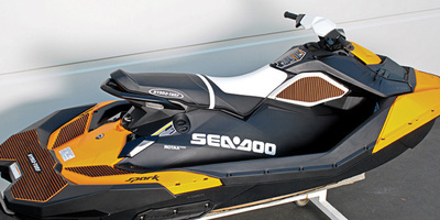 Hydro Turf Sea Doo Spark Mat Kit (Spark 3 Seater)