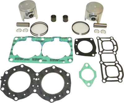 WSM Piston Top End rebuild kit Yamaha 650 Waverunner, superjet  .5mm CLOSEOUT