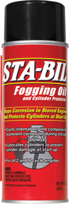 Sta-Bil Fogging Oil 12oz