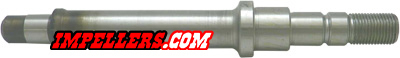Jet Ski Pump Shaft Ultra 130 01-04, Ultra 150 00-05