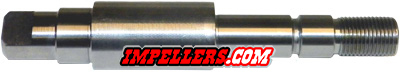 Pump Shaft Ultra 250 07-08, Ultra 260 09, ULTRA LX 07-08, Ultra LX 3