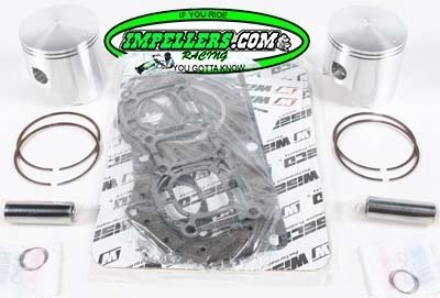 Wiseco Piston Kit Yamaha Waverunner 760 2-Stroke