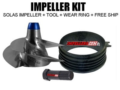 Impeller Repair KIT Sea Doo SPARK (Mod)