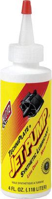 Klotz Jet Pump Oil 4oz. 842-0118