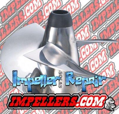 1 Pro Impeller Repair Service & Polish