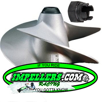 High Performance 14/22 IJS Pro 5.5 Impeller & Tool Yamaha ​1100/1200, LS2000