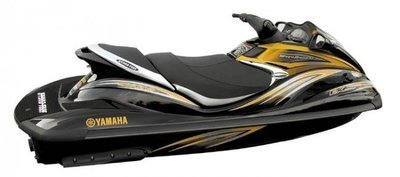 Seat Cover Yamaha FX (02-04) / FX HO (05-11)