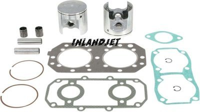Jet Ski Piston Kit 550cc 82-90