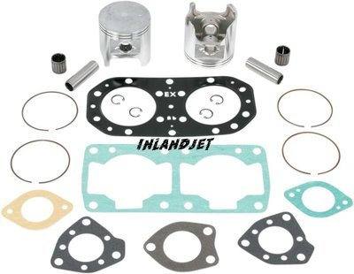 Jet Ski piston kit 650cc