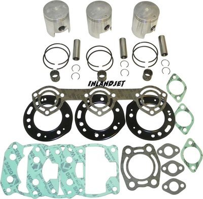 Polaris piston Kit 650cc PWC
