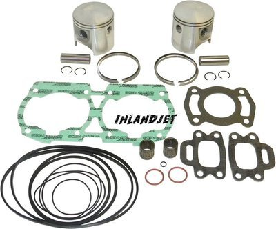 IJS Sea Doo piston KIT 580cc White Motor