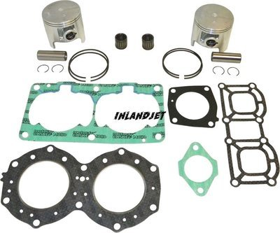 IJS Yamaha Piston Kit 650cc