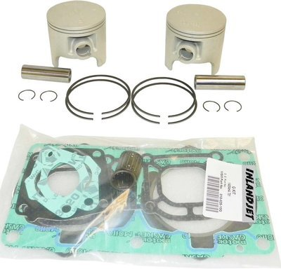 IJS Yamaha Piston Kit 701cc with 61x cases