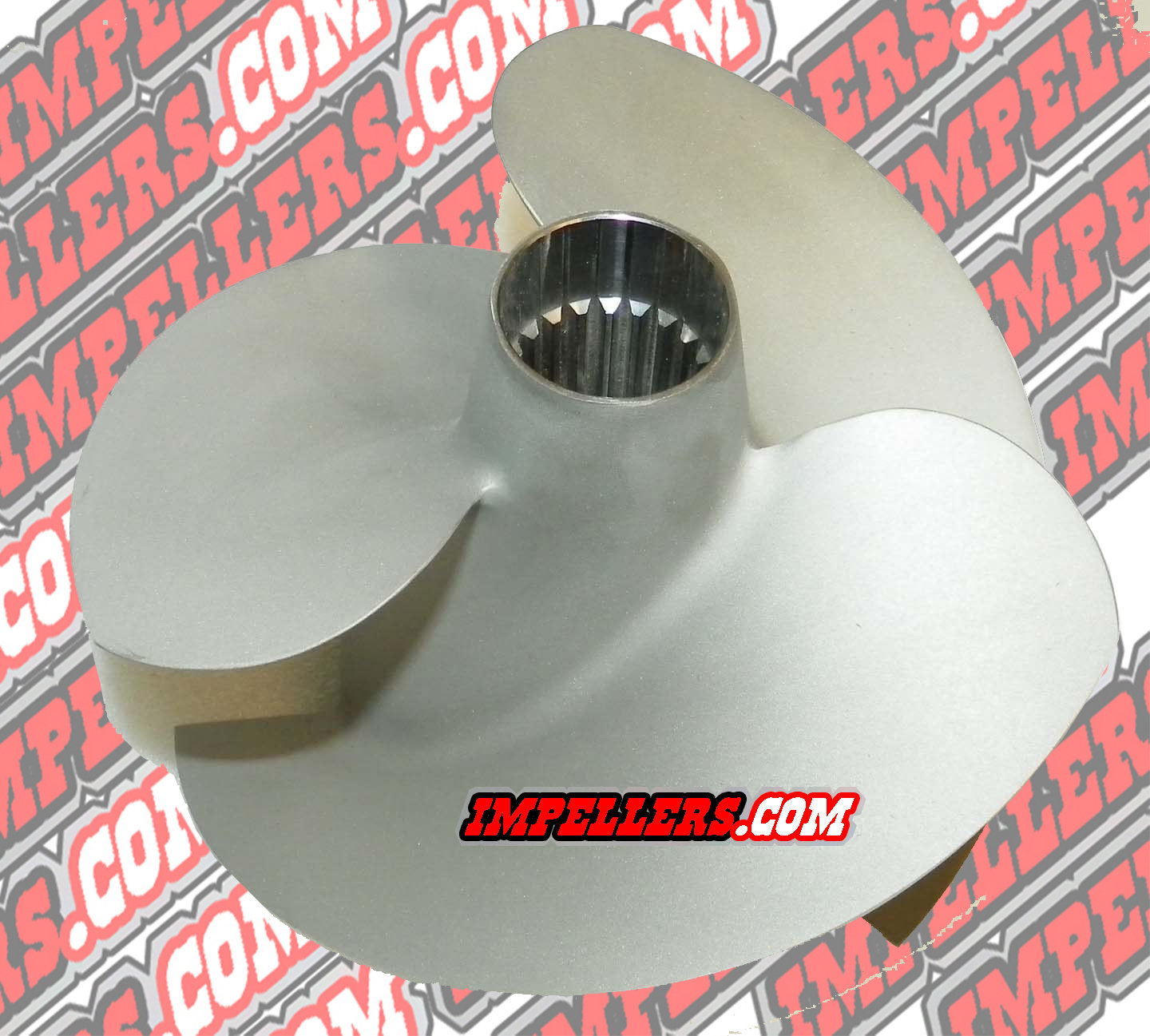Performance Solas Merc 90 Jet Impeller 90hp splined 1993-1995 Stainless Steel