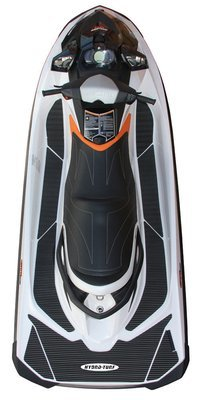 Mat Kit SeaDoo GTI Black
