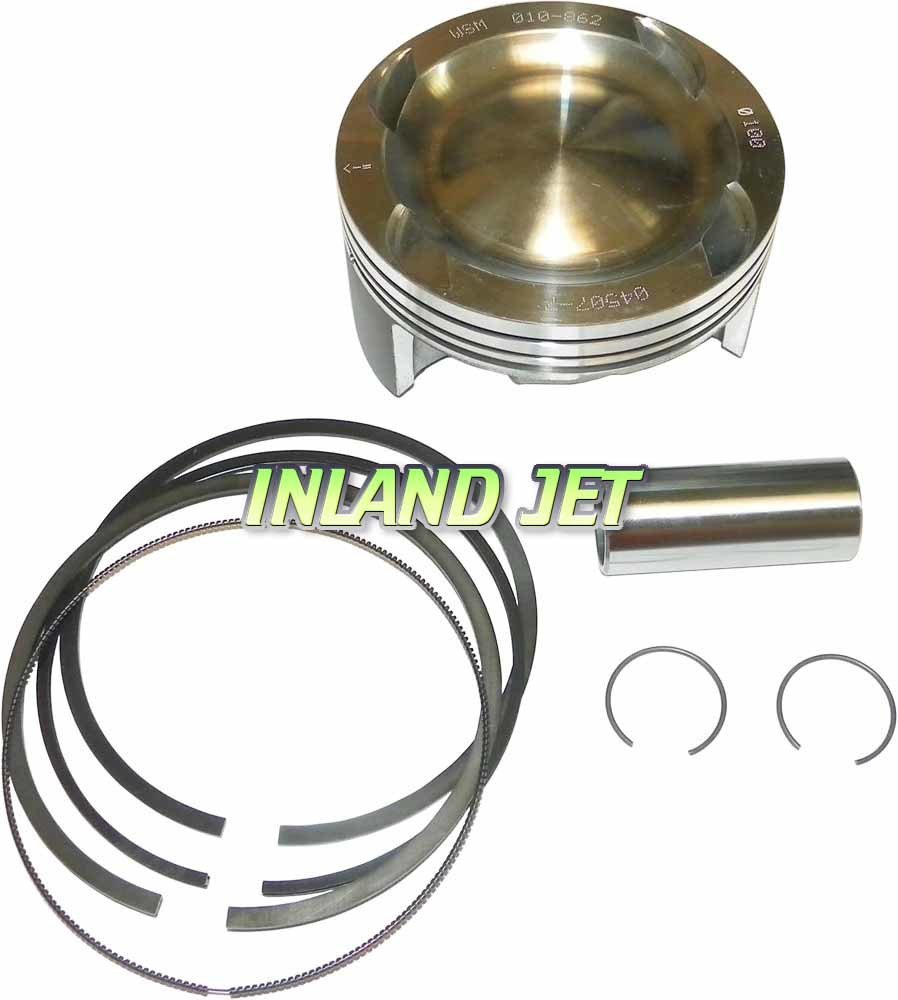 IJS Piston 4 Stroke piston Supercharged BRP Sea Doo215/255/260hp