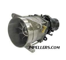 Race Kawasaki SX-R 1500 Pump System 12 vane assembly