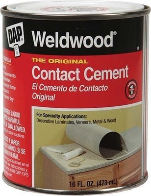 Marine Contact Cement 16 oz.