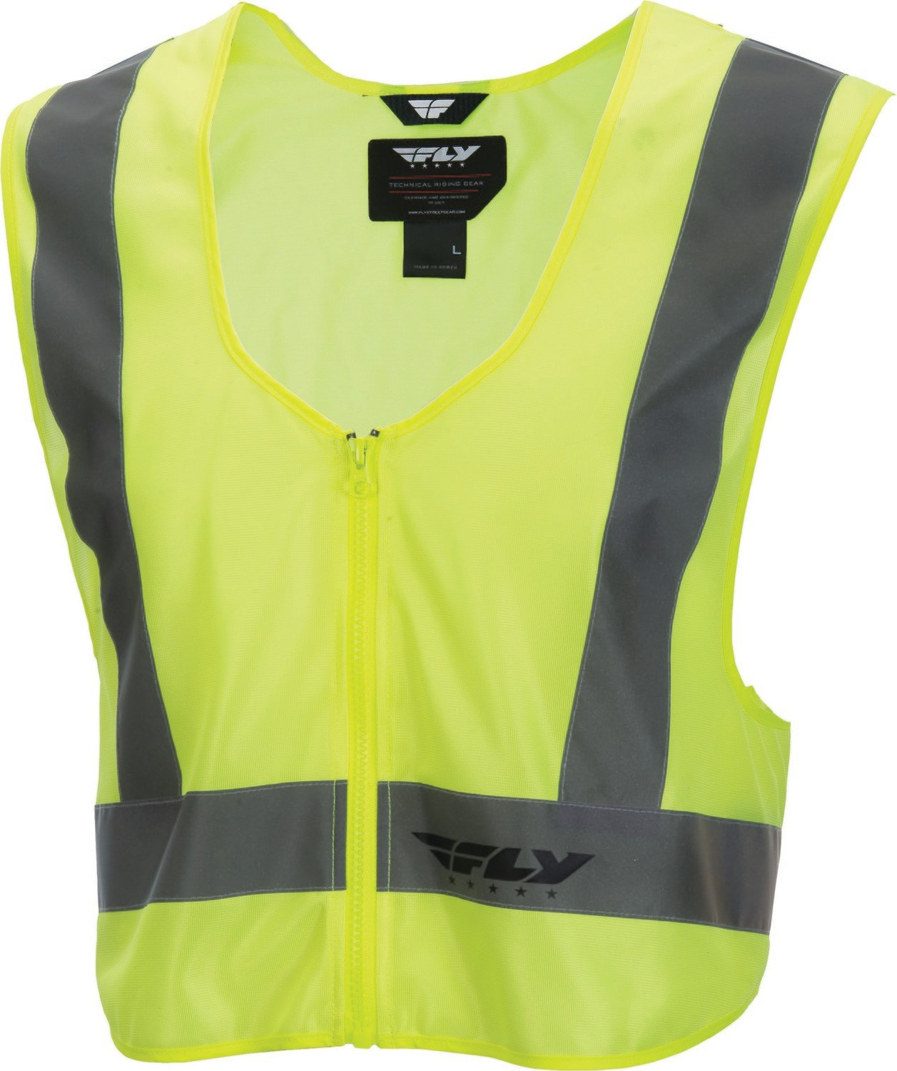 Yellow Safety Vest Hi visability