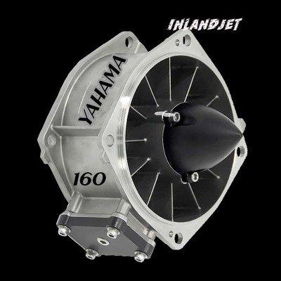 HD PRO DUCT YSS 160mm pump & cone 12 vane Yamaha SVHO/FX/Sho/FZR/FZS/Gp1800