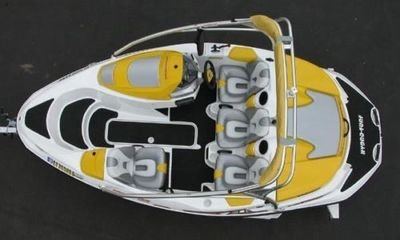Hydro-Turf Sea Doo 150 Speedster (07-12) Mat Kit