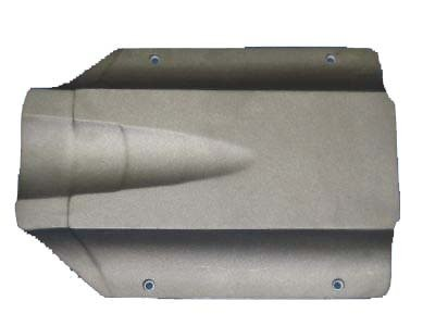Jet Dynamics Ride Plate Kawasaki 750SXI Pro, 800SXR - T-RP