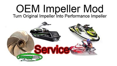 OEM Impeller Performance Modification Service