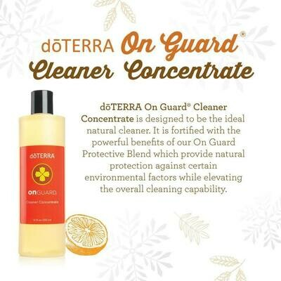 doTERRA On Guard® Cleaner Concentrate