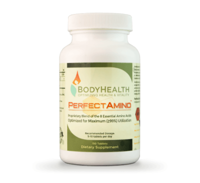 BodyHealth Perfect Amino 300 Count