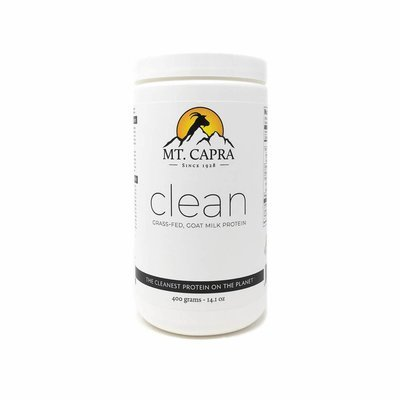 Clean Grass Fed Goat Milk Protein
