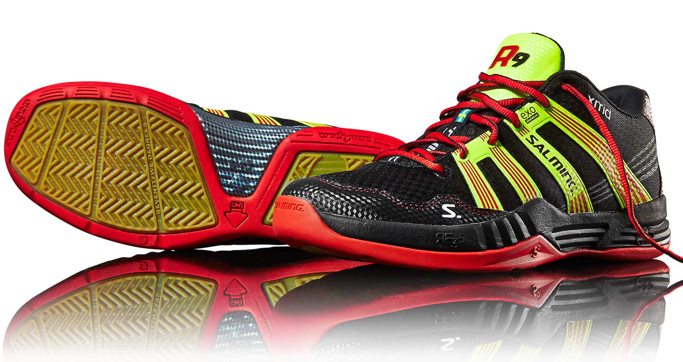 Salming Race R9 MID 2.0, court shoes 10369(base)