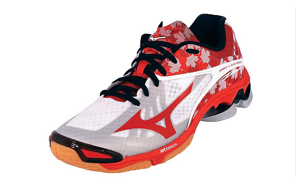 Mizuno Wave Lightning Z2 - Team Canada Unisex Court Shoe 10888(Base)