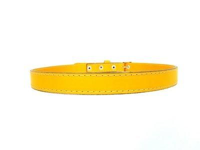 Senape / Mustard-coloured (2 cm / 0,79 inches)