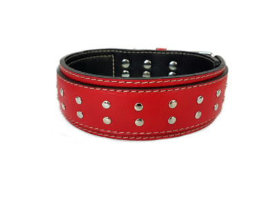 Rosso laserato / Lasered red (5 cm / 1,97 inches)