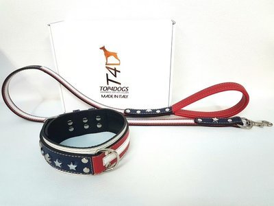 Kit Americano. Altezza collare 6 cm / collar height 2,36 in