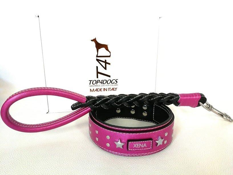 Kit Xena. Altezza collare 5 cm / collar height 1,97 in