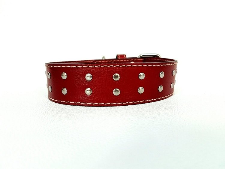 Rosso scuro / Dark red (4cm/ 1,57 inches)