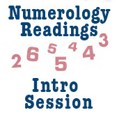 Intro Session - Numerology Readings
