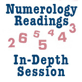 In-Depth Session - Numerology Readings