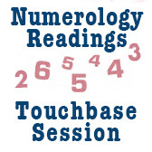 Touchbase Session - Numerology Readings