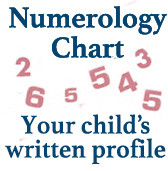 Your Child's Numerology Profile