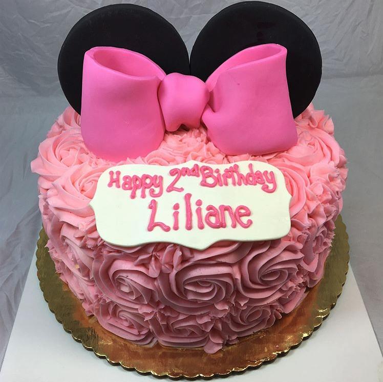 Minnie Mouse Birthday Cake.Minnie Mouse Birthday Cake Test Mode