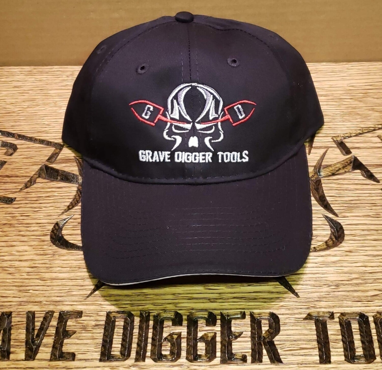 Grave Digger Tools Velcro Hats