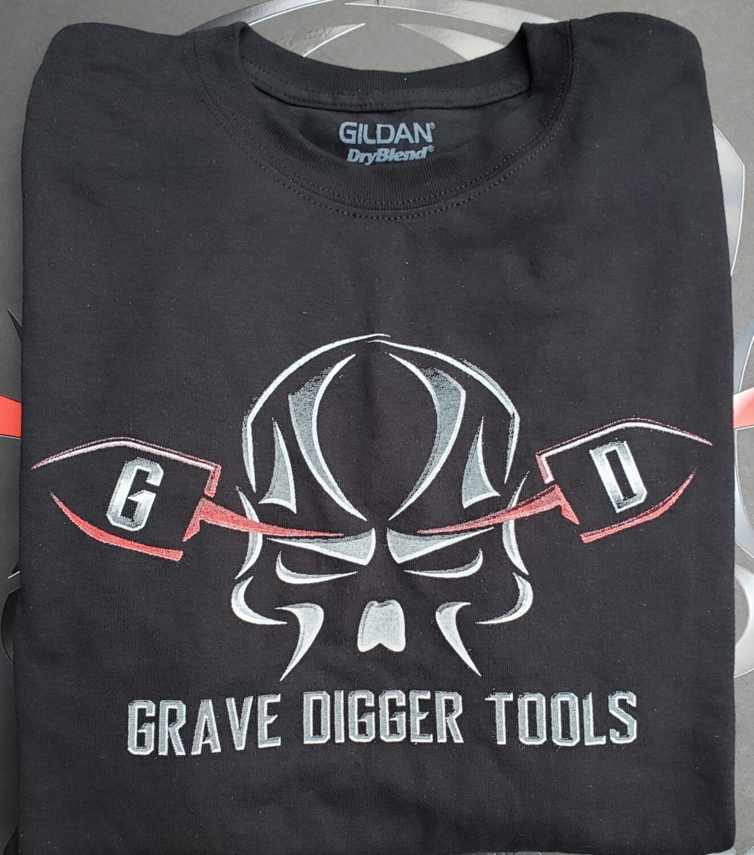 Grave Digger Tools Shirts