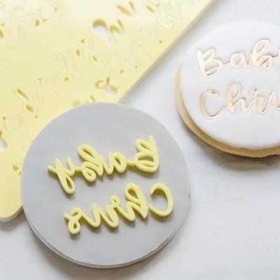 Sweet Stamp COOKIE/CUPCAKE Tacky Pad