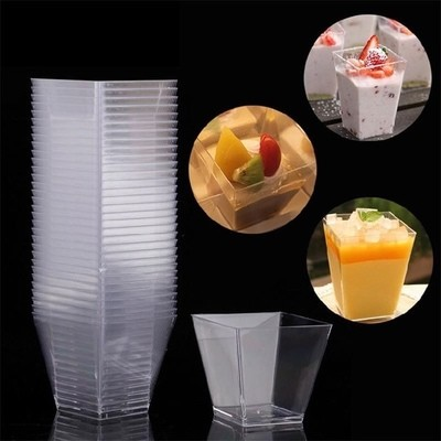 Short Geometric Cups Set/24