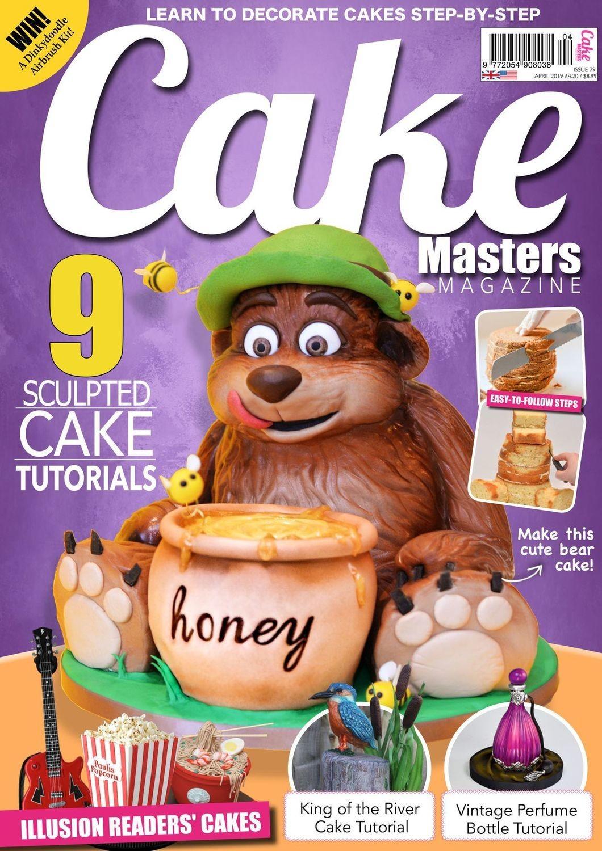 Cake Masters Magazine APR 2019 Issue 79
